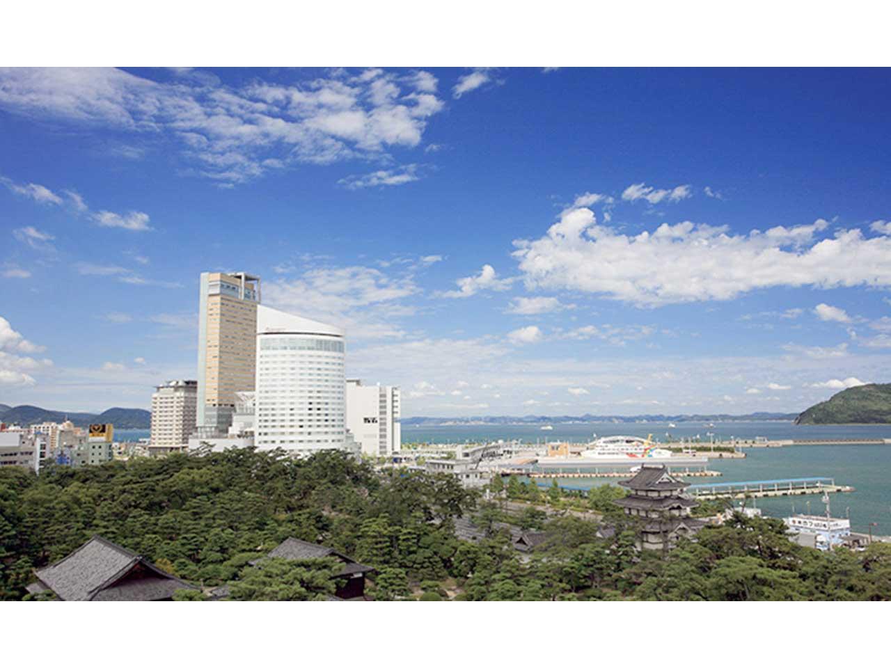阪急阪神第一ホテルグループ - JRホテルクレメント高松