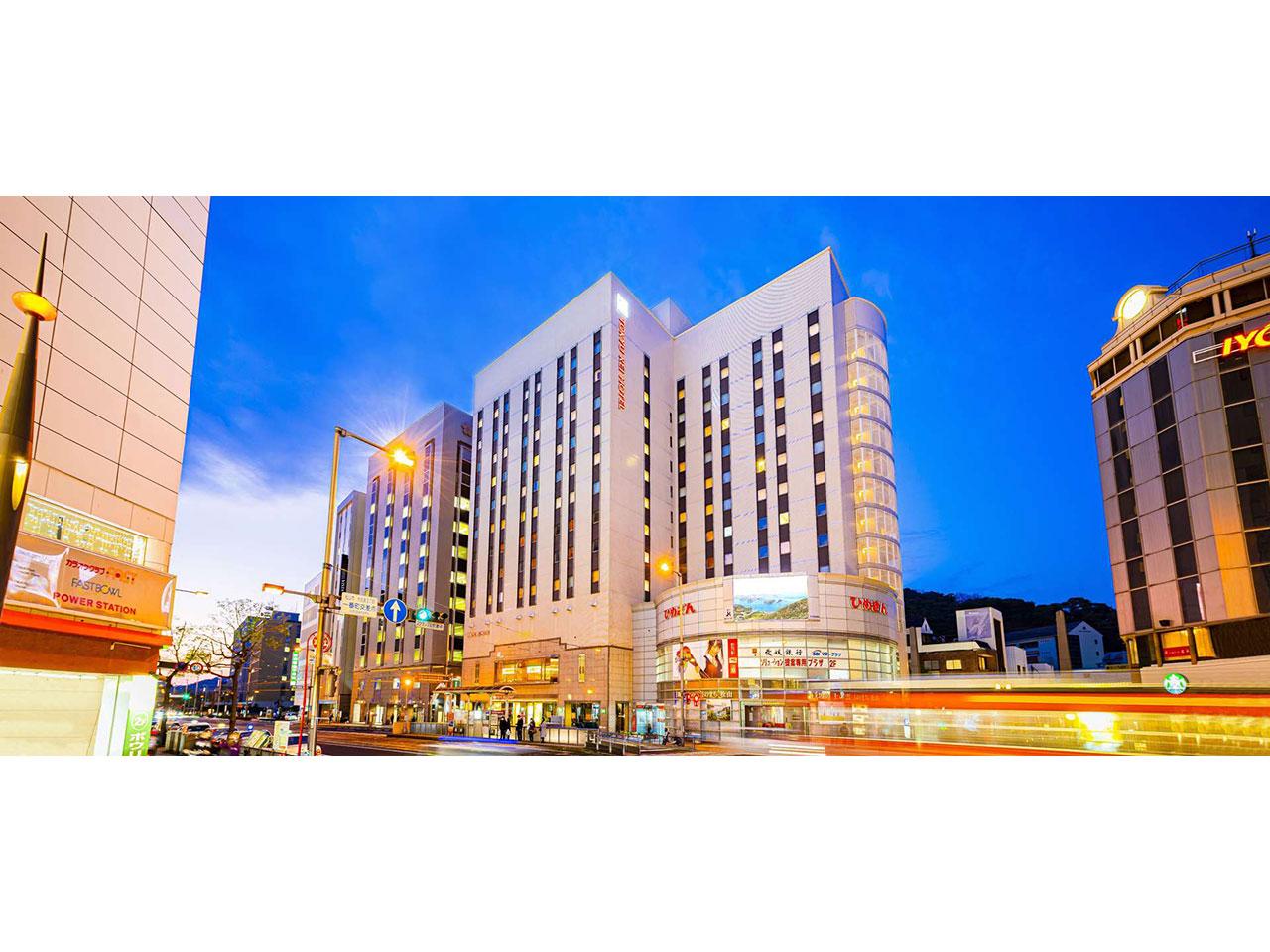東急ホテルズ - 松山東急REIホテル