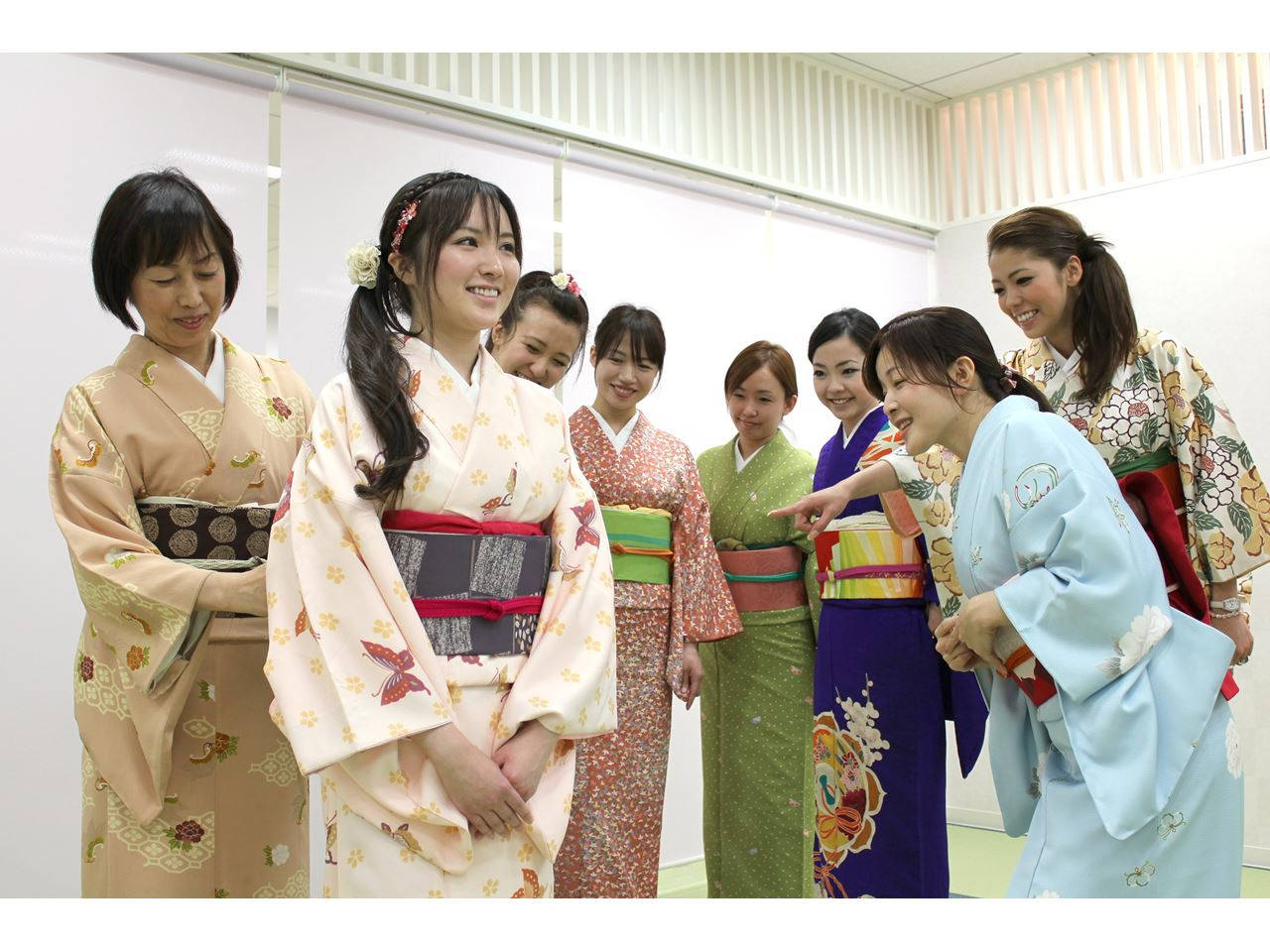 ハクビ京都きもの学院 - 高田教室