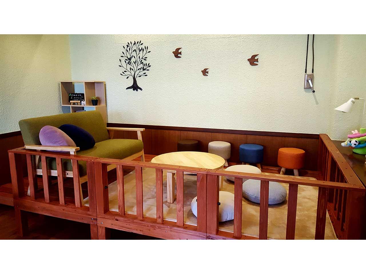 Cafe & Salon OAZO(カフェ)